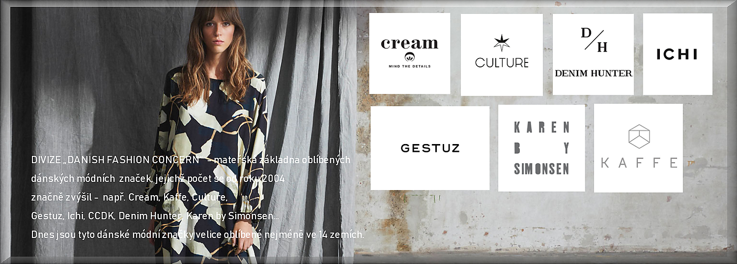 Cream Kaffe Culture Denim Hunter